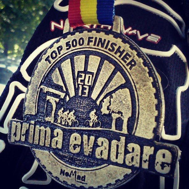 medalie-top-500-prima-evadare-concurs bciclete bucuresti
