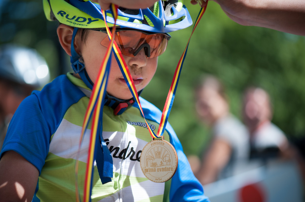 Medaliera concurentilor la Prima Evadare