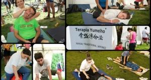 Yumeiho masaj prima evadare
