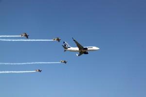 Soimii Romaniei - miting aviatic la Prima Evadare