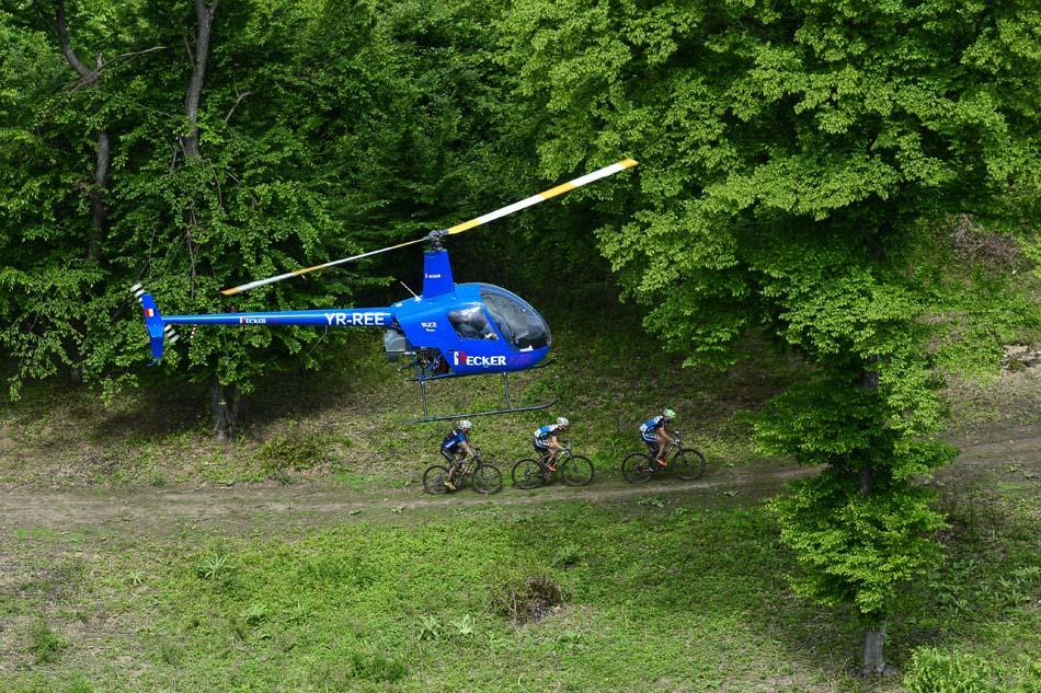 foto Mihai Stetcu Participants compete during the Prima Evadare in Bucharest, Romania on May 10, 2015