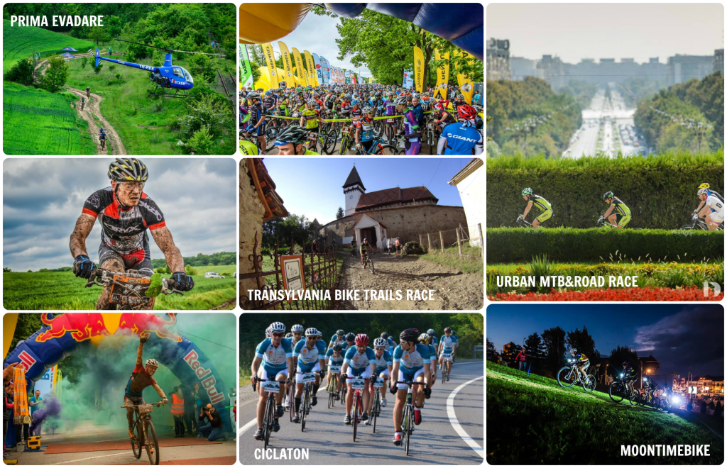 Calendarul concursurilor și activităților NoMad în 2017