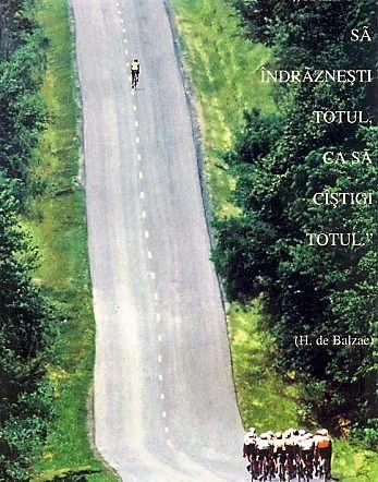 """Povestea a început acum un deceniu, la începutul primăverii, cu câţiva prieteni iubitori de mişcare, care făceau planuri pentru a evada în natură. Le-a venit ideea să organizeze un concurs de biciclete în pădurile din nordul Bucureştiului plecand din Bucuresti spre Snagov prin paduri si drumuri verzi de camp. Încă de atunci, """"Prima Evadare"""" s-a bucurat de succes şi an de an a înregistrat recorduri de participare pentru concursurile de ciclism din România, devenind în scurt timp cel mai mare maraton de ciclism cross-country (Point to Point XCP) din estul Europei."""