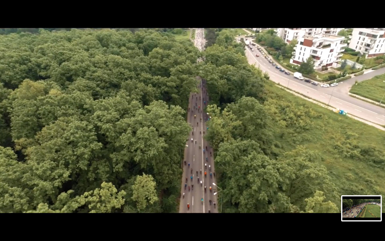 Prima Evadare în filmul de promovare al României